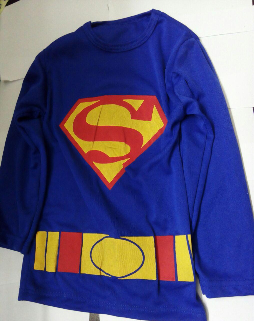 لباس سوپرمن